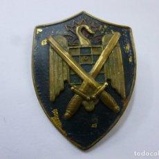 Militaria: INSIGNIA INSTRUCCION PREMILITAR SUPERIOR TIERRA IPS. Lote 171358553