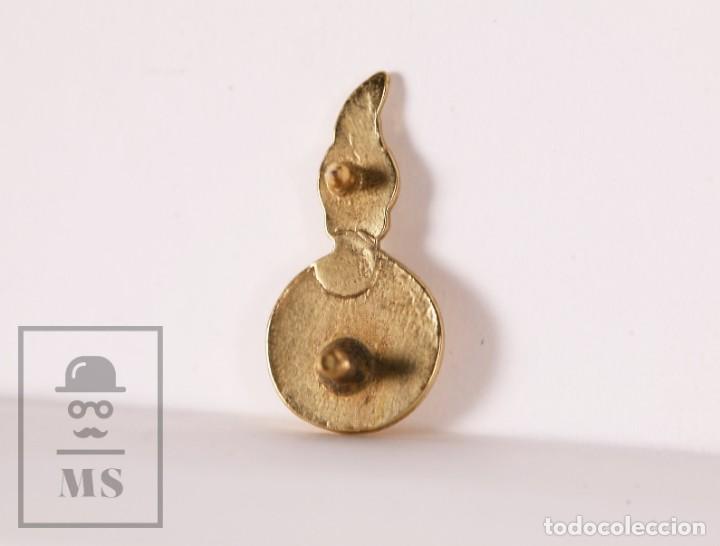 Militaria: Pin ? Militar / Ejército - Emblema Artillería - Medidas 10 x 25 mm - Foto 2 - 171497658
