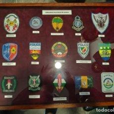 Militaria: PARCHES EMBLEMAS DE PAISES DE AFRICA. INSIGNIAS, DISTINTIVOS, MEDALLAS. Lote 171775489