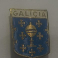 Militaria: ANTIGUO PIN AGUJA / GALICIA. Lote 172026245