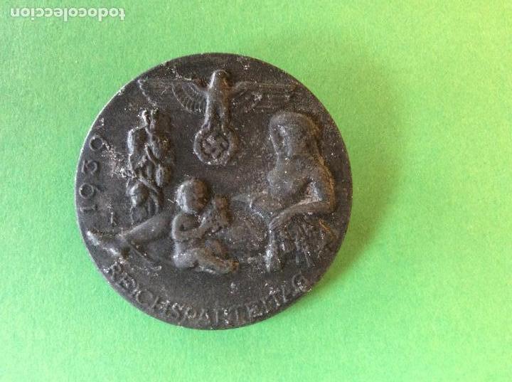 INSIGNIA PIN REICHSPARTEITAG 1939 (Militar - Insignias Militares Internacionales y Pins)
