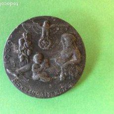 Militaria: INSIGNIA PIN REICHSPARTEITAG 1939. Lote 172084014