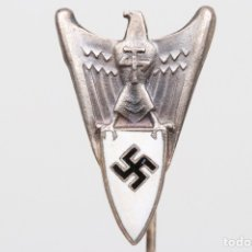 Militaria: STICK PIN TREUEWERK DER BETRIEBSGEMEINSCHAFT DER LUFTFAHRT, HITLER TERCER III REICH NAZI LUFTWAFFE. Lote 172328753