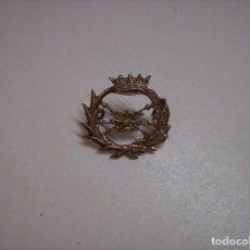 Militaria: INSIGNIA TELEGRAFOS EPOCA FRANCO. Lote 172529638