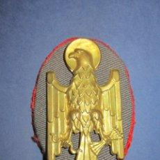 Militaria: INSIGNIA O GALLETA DE GORRA DE POLICIA ARMADA. ORIGINAL.. Lote 172646913