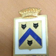 Militaria: INSIGNIA DEL BARCO FRANCES FORBIN, 2,8 CM. Lote 172665033