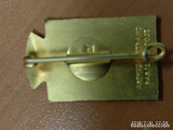 Militaria: INSIGNIA DEL BARCO FRANCES FORBIN, 2,8 cm - Foto 2 - 172665033