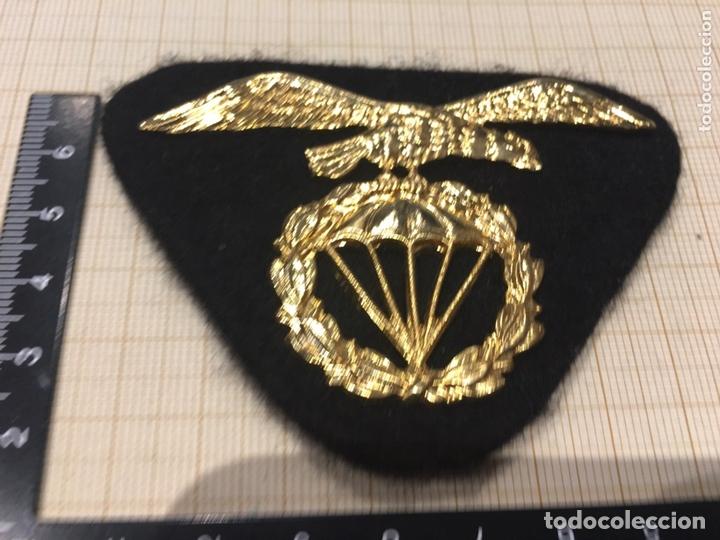 EMBLEMA GORRA UNIDAD BRIGADA PARACAIDISTA (Militar - Insignias Militares Españolas y Pins)