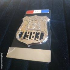 Militaria: PLACA DE POLICÍA DEL DEPARTAMENTO DE POLICÍA DE NUEVA YORK. YEW YORK CITY POLICE. NYPD.. Lote 173491819