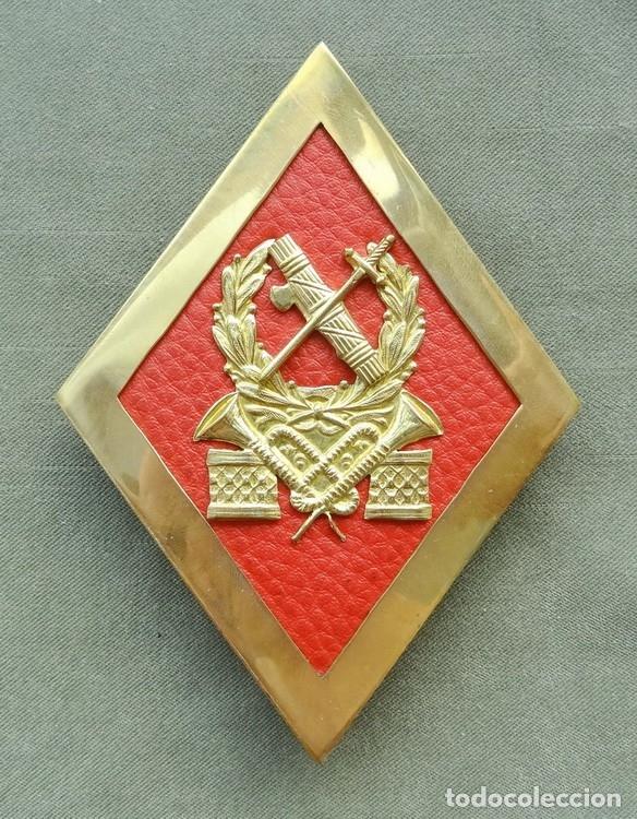 INSIGNIA ROMBO GASTADOR GUARDIA CIVIL (Militar - Insignias Militares Españolas y Pins)