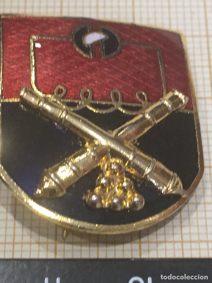 INSIGNIA DE PECHO CURSO EJÉRCITO ESPAÑOL (Militar - Insignias Militares Españolas y Pins)