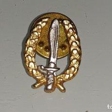Militaria: ANTIGUO PIN INSIGNIA MILITAR DE LAS COES GOES FUERZAS ESPECIALES OPERACIONES ESPECIALES AÑOS 70. Lote 174847549