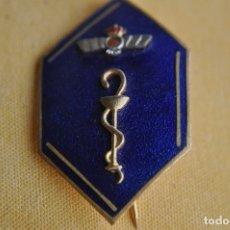 Militaria: AVIACION, DISTINTIVO DE FARMACIA. Lote 175342445