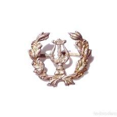 Militaria: INSIGNIAS DISTINTIVOS MUSICO MILITAR.- 3,5 CM DE ANCHO. Lote 175555077