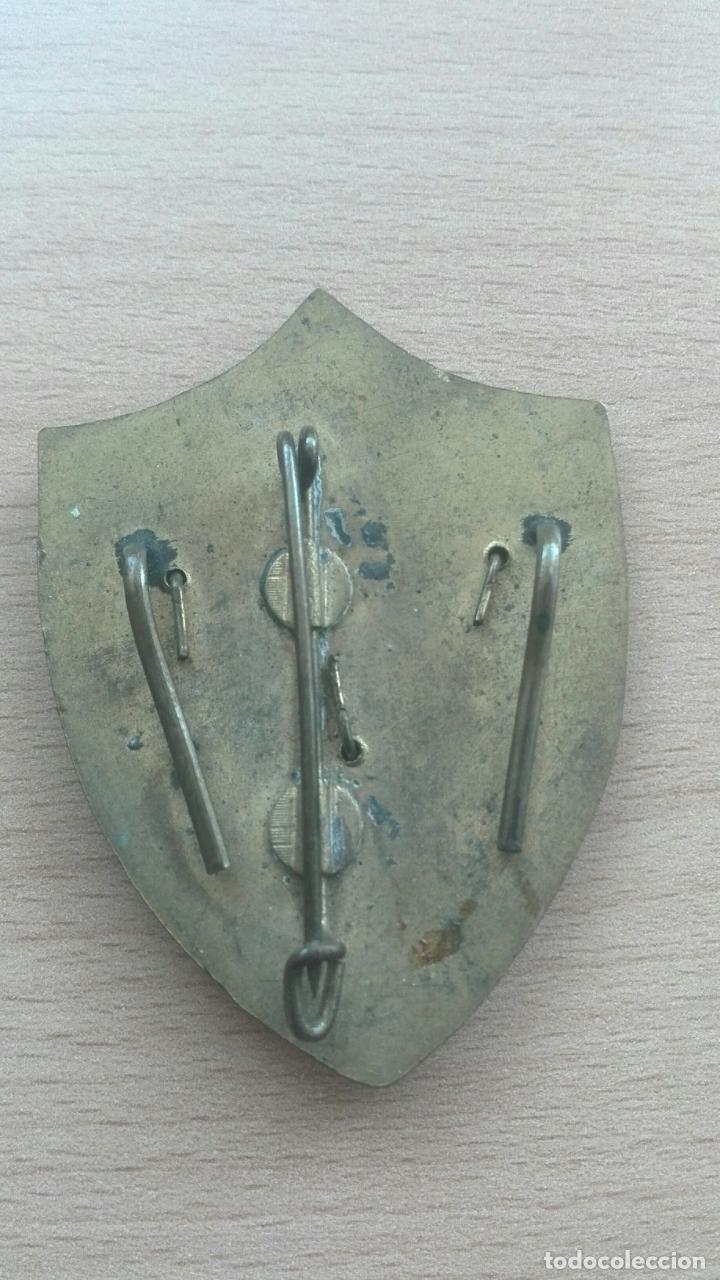 Militaria: Placa esmaltada Milicias Universitarias. - Foto 2 - 175856630