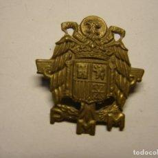 Militaria: INSIGNIA DE GORRA ANTIGUA DEL PARQUE MOVIL MINISTERIAL.. Lote 175941559