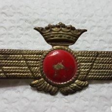 Militaria: GRAN INSIGNIA ROKISKI AVIACION FRANQUISTA. Lote 176429815
