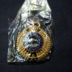 Militaria: INSIGNIA NEW ZEALAND REGIMENT. Lote 176642475