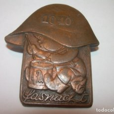 Militaria: ANTIGUA INSIGNIA BASEL.1940. Lote 177880299