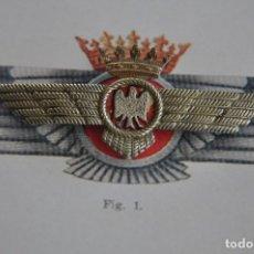 Militaria: ROKISKI 1.938 CON AGUJA.. Lote 177939369
