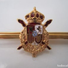 Militaria: 49-PISA-CORBATAS CON ESCUDO ESPAÑOL - AÑOS 60. Lote 178137878