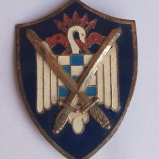 Militaria: MEDALLA DE LAS MILICIAS UNIVERSITARIAS DE FALANGE ESPAÑOLA 5,5 X 4 CM.. Lote 178674193