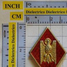 Militaria: ANTIGUA INSIGNIA ROMBO MILITAR POLICIAL. POLICÍA ARMADA - NACIONAL. Lote 178865736