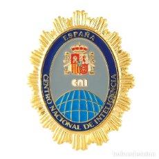 Militaria: PLACA C.N.I. CENTRO NACIONAL DE INTELIGENCIA. Lote 178896683