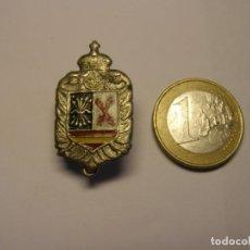 Militaria: INSIGNIA CARLISTA REQUETE Y FALANGE, GUERRA CIVIL.. Lote 178925182