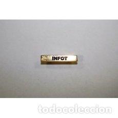 Militaria: BARRA MISION INFOT. Lote 179054301