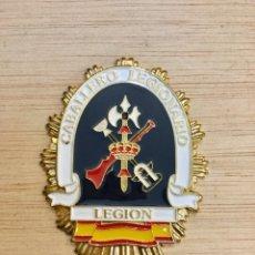 Militaria: CHAPA DE LA LEGIÓN. METÁLICA. Lote 179529751