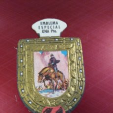 Militaria: EMBLEMA AUXILIO SOCIAL ESPECIAL 1 PTS FRANCISCO PIZARRO.. Lote 180118101