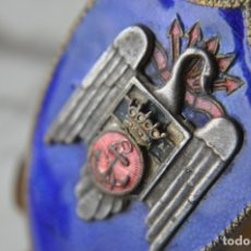 Militaria: NAVAL, DISTINTIVO DE MILICIAS NAVALES.. Lote 180250885