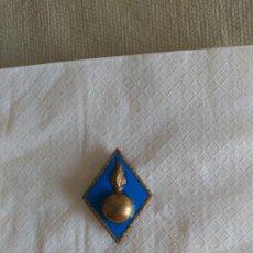 Militaria: ROMBO ARTILLERIA. FONDO AZUL. Lote 180253756