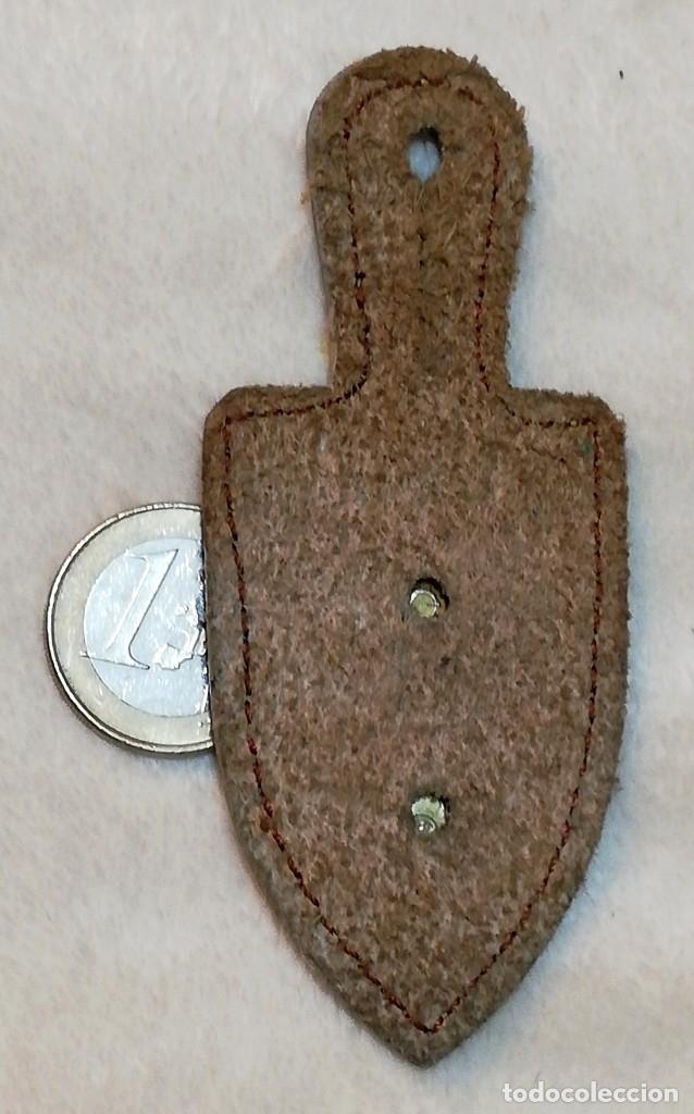 Militaria: Escarapela/pepito - Bomberos Francia - insignia/placa - Foto 2 - 180286635