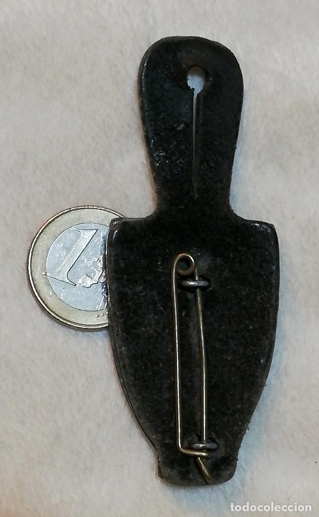Militaria: Escarapela/pepito - Bomberos Paris Francia - insignia/placa - Foto 2 - 180286892