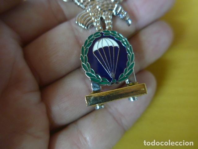 Militaria: * Insignia de permanencia en la bripac, brigada paracaidista, original. ZX - Foto 2 - 180405266