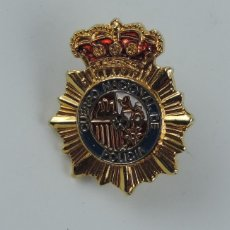 Militaria: PIN DEL CUERPO NACIONAL DE POLICIA, CNP, MIDE 2,4 CMS.. Lote 180444343