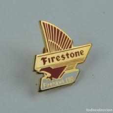 Militaria: PIN FIRESTONE FIREHAWK 690, MIDE 2,6 CMS. Lote 180445426