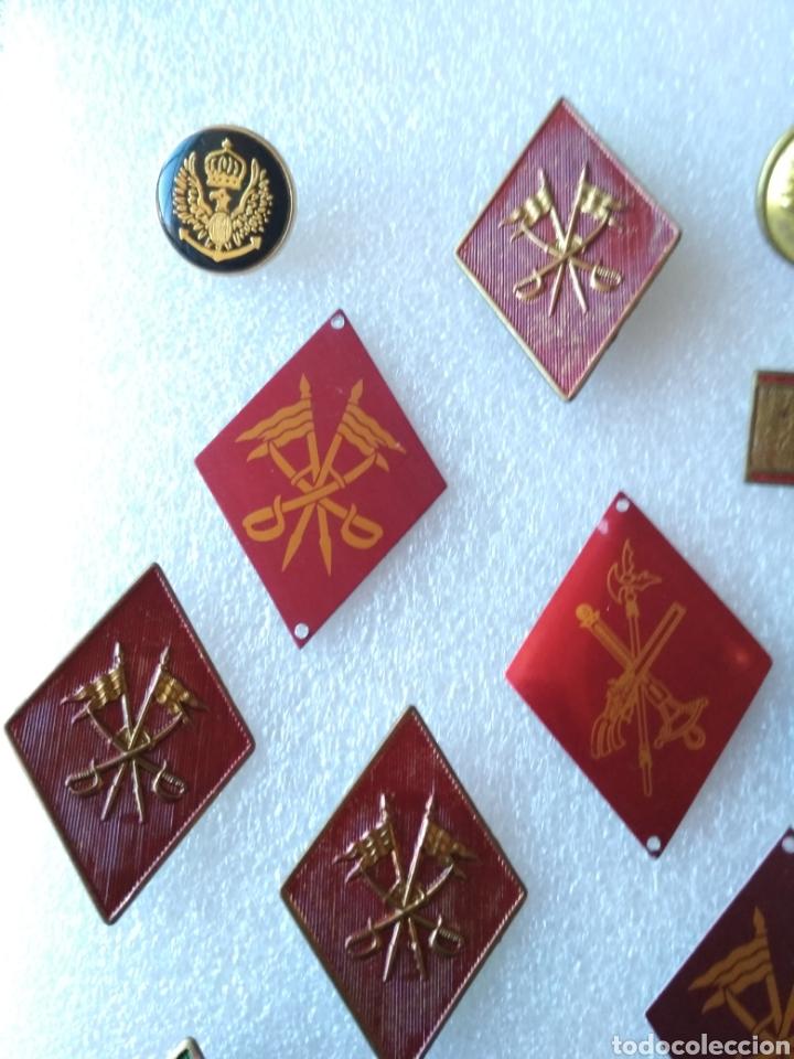 Militaria: Lote de insignias militares - Foto 2 - 181106105