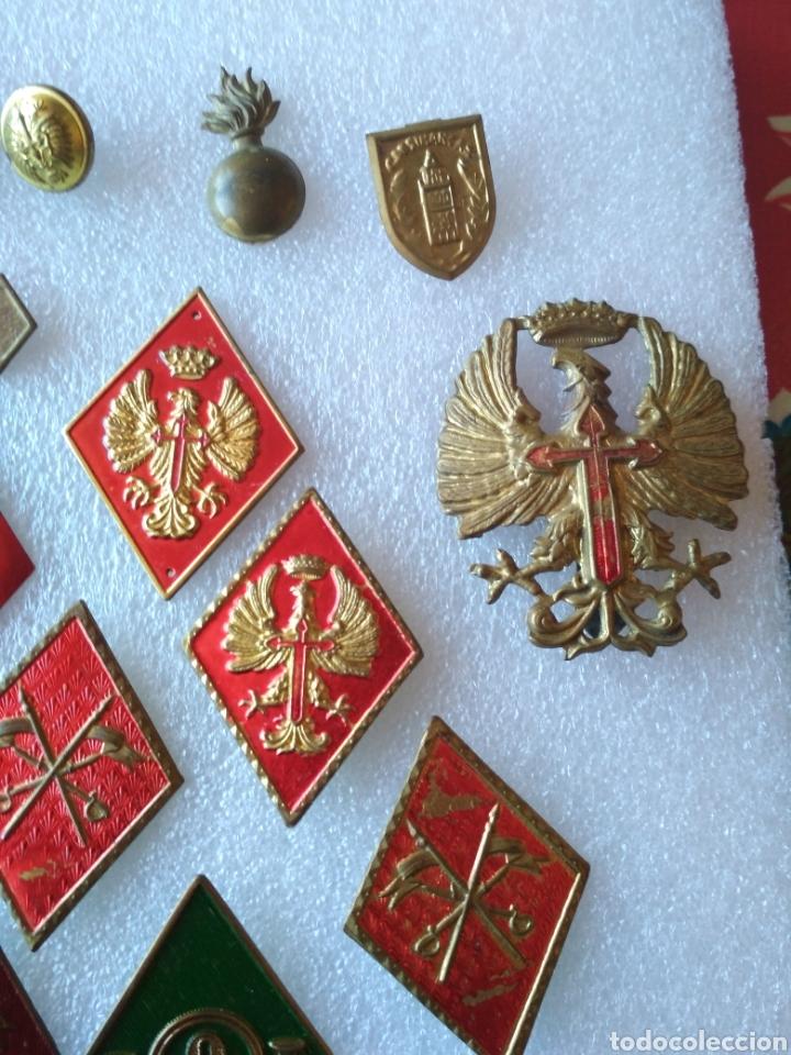 Militaria: Lote de insignias militares - Foto 4 - 181106105