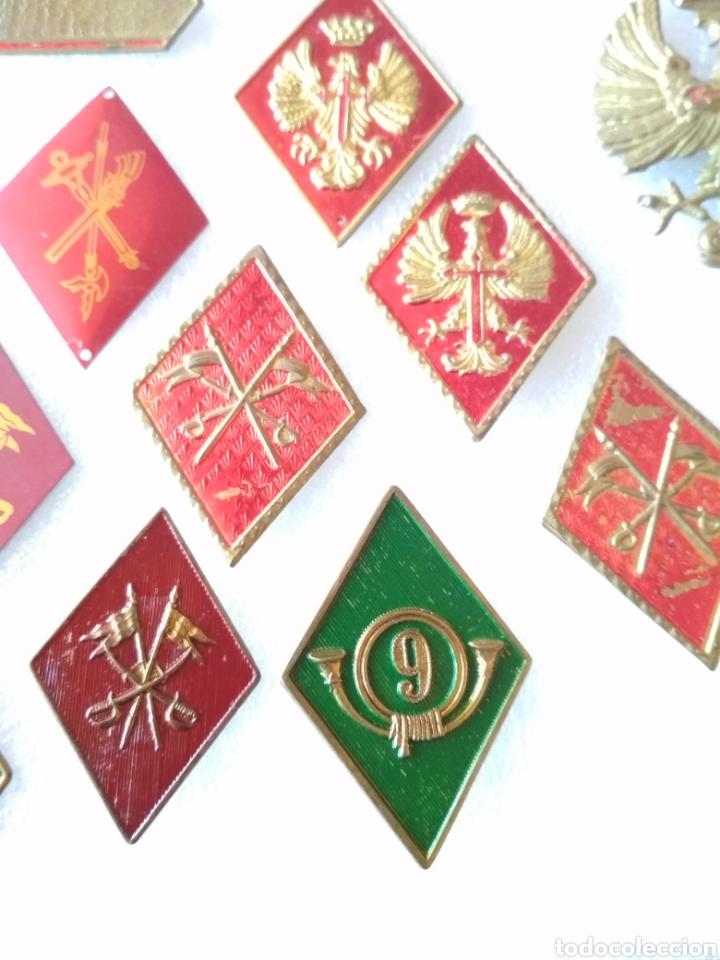 Militaria: Lote de insignias militares - Foto 5 - 181106105