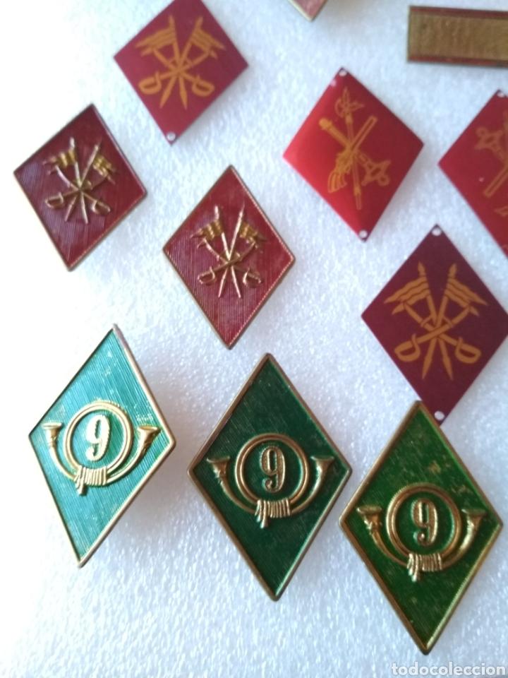 Militaria: Lote de insignias militares - Foto 7 - 181106105