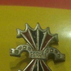 Militaria: EMBLEMA FALANGE. Lote 181411786