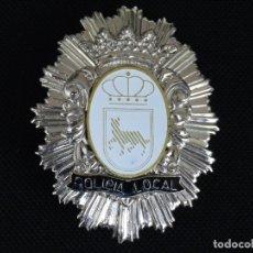Militaria: PLACA DE PECHO POLICIA LOCAL DE CANOVELLES (BARCELONA).. Lote 181490425