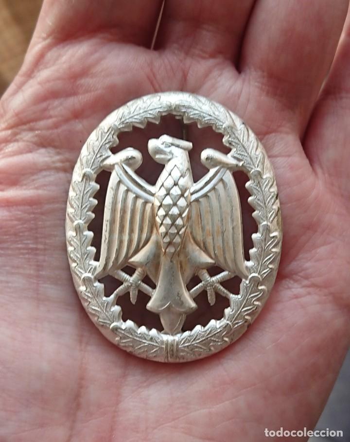 EMBLEMA BOINA BUNDESWHER (Militar - Insignias Militares Extranjeras y Pins)