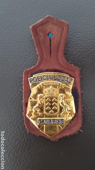 Militaria: PEPITO POLICÍA LOCAL CANARIAS - Foto 2 - 182047047