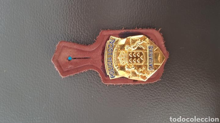 PEPITO POLICÍA LOCAL CANARIAS (Militar - Insignias Militares Españolas y Pins)