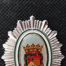 Militaria: ANTIGUA PLACA POLICÍA LOCAL INSIGNIA. Lote 182052173