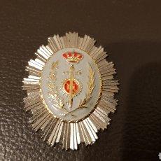 Militaria: PLACA CARTERA EMBLEMA DE FUNCIONARIOS DE PRISIONES INSTITUCIONES PENITENCIARIAS. Lote 182783915